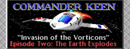 Commander Keen 2: The Earth Explodes