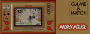 Game & Watch: Mickey Mouse