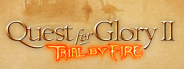 Quest for Glory II: Trial By Fire [ADGI Remake]