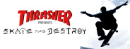 Thrasher - Skate and Destroy