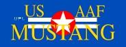 US AAF Mustang