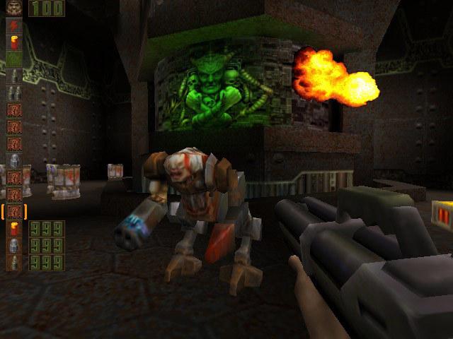 Quake 2 - Lutris