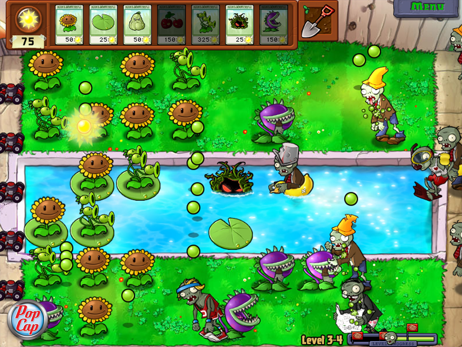 http://www.games.li/Plants-vs-Zombies-online