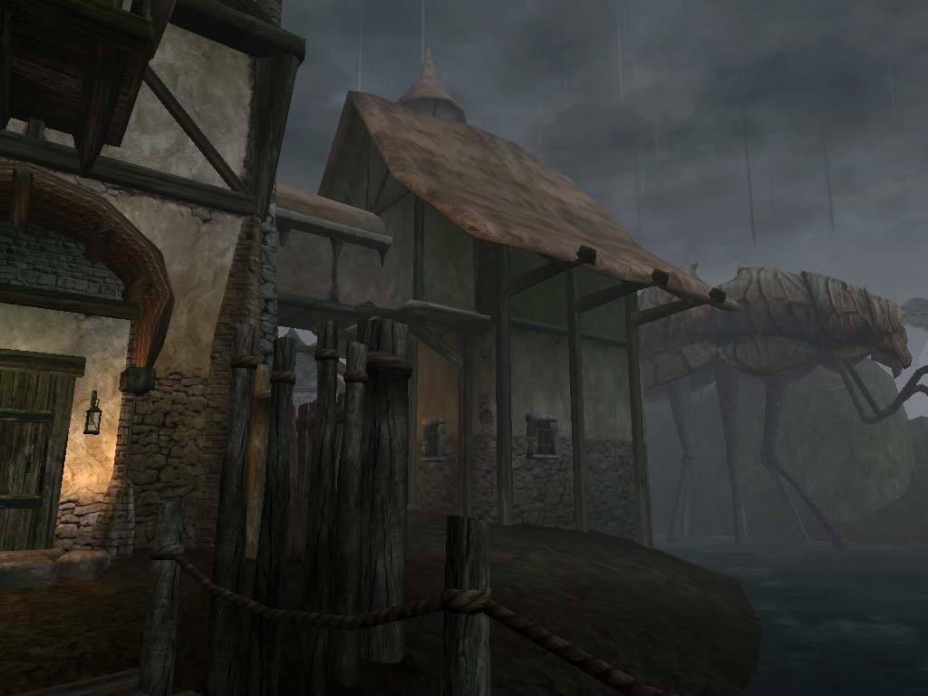 The Elder Scrolls III: Morrowind GOTY Edition - Lutris