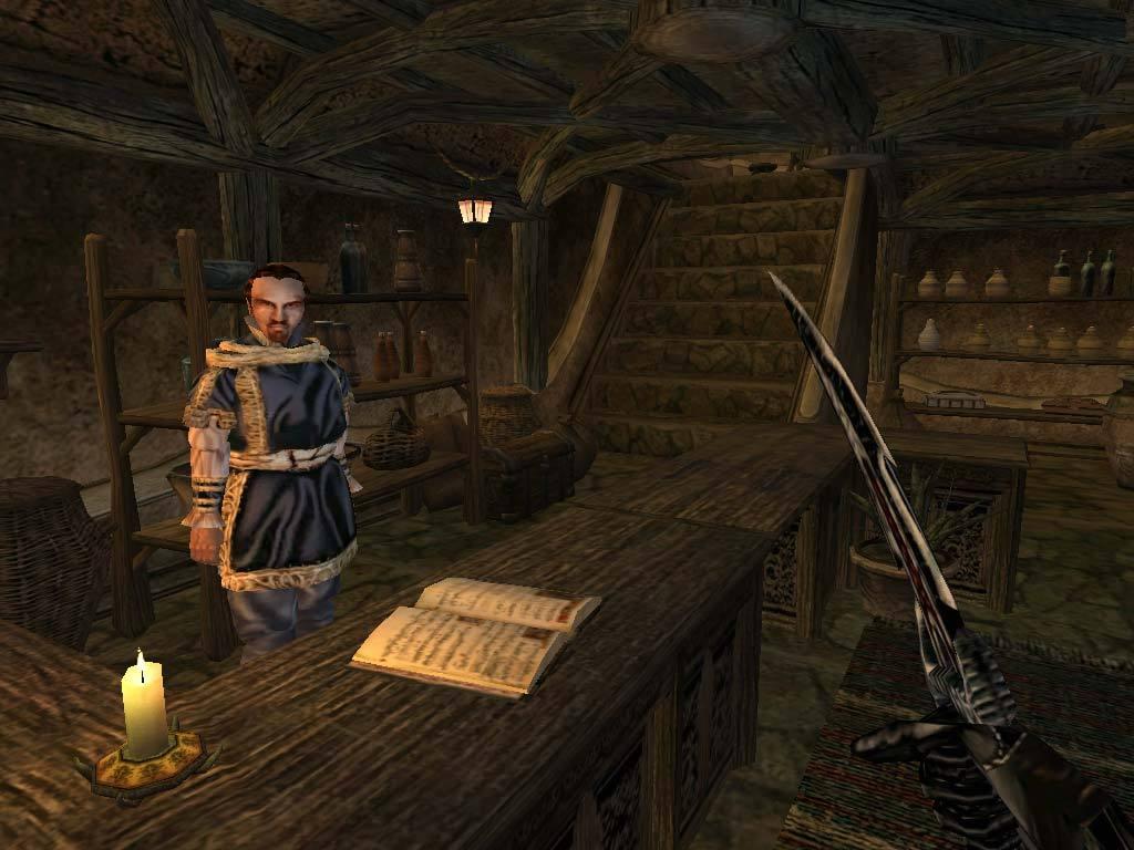 The Elder Scrolls III: Morrowind (Game of the Year Edition ...