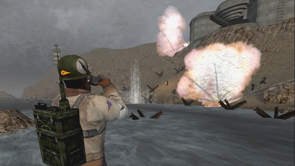 Wolfenstein: Enemy Territory - Lutris