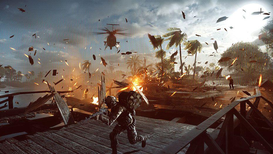 Battlefield 4 - Lutris
