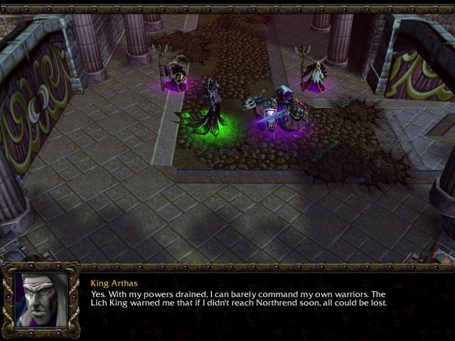 Warcraft III: The Frozen Throne - Lutris
