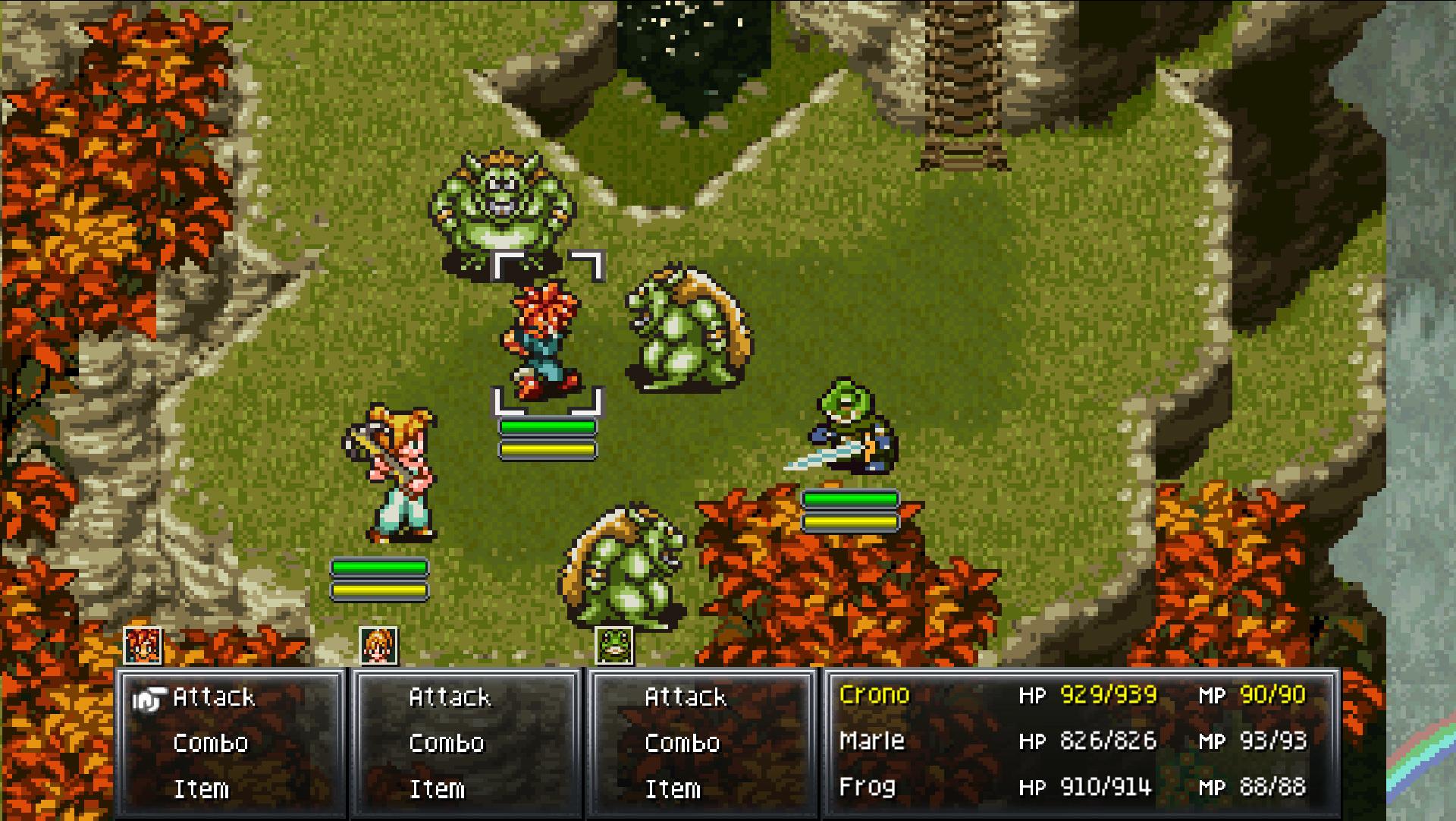 Chrono Trigger - Lutris