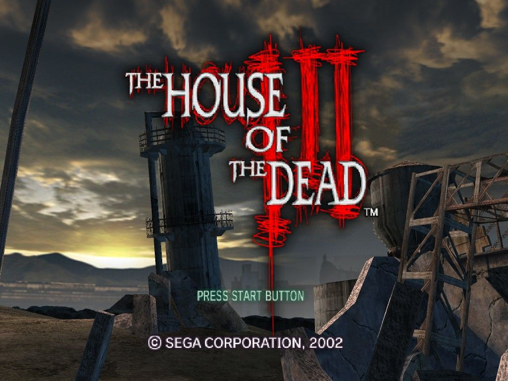 The House Of The Dead Iii Lutris