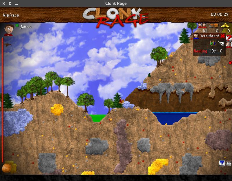 clonk rage online