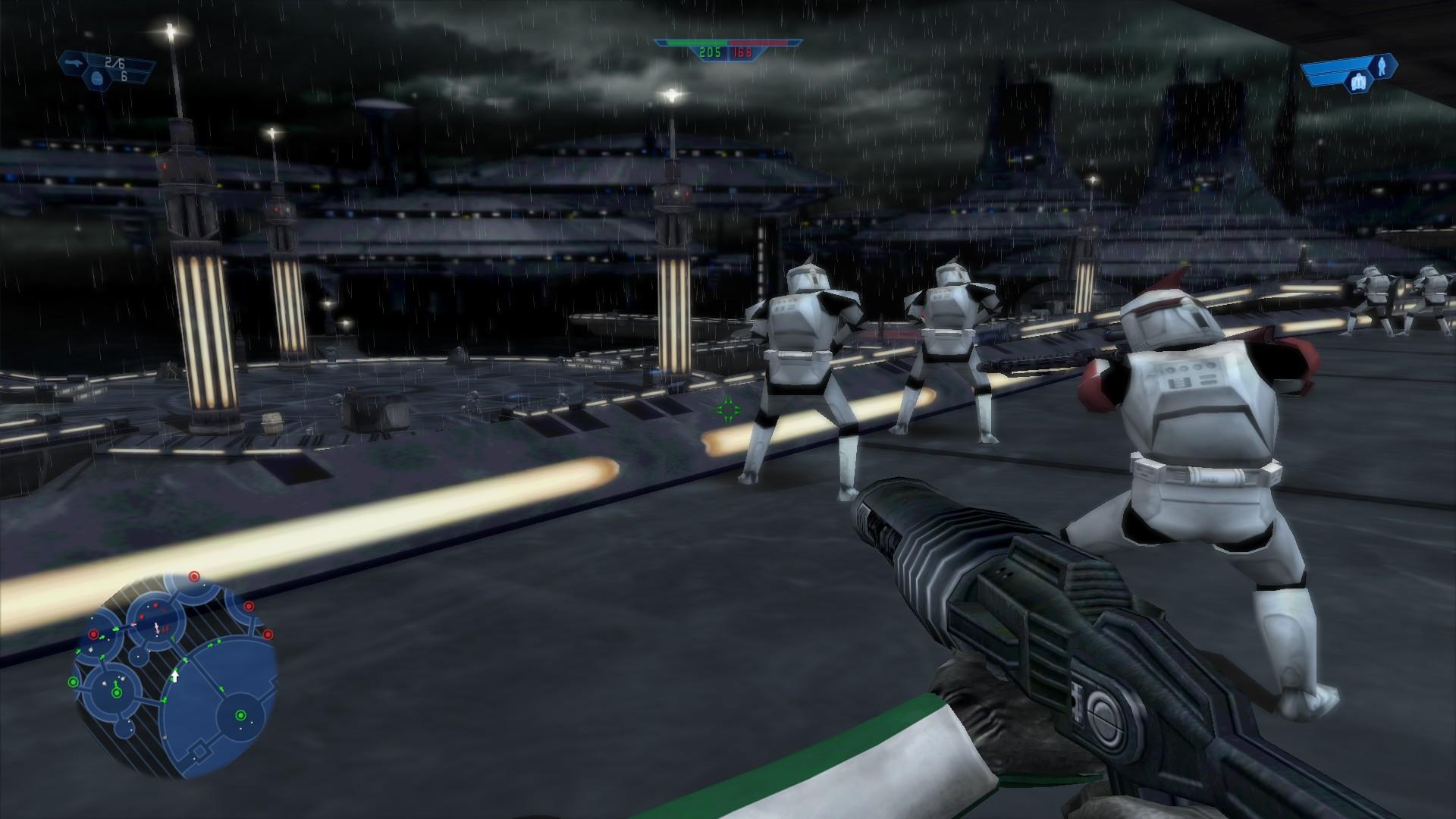Star Wars Battlefront Classic 2004 Lutris