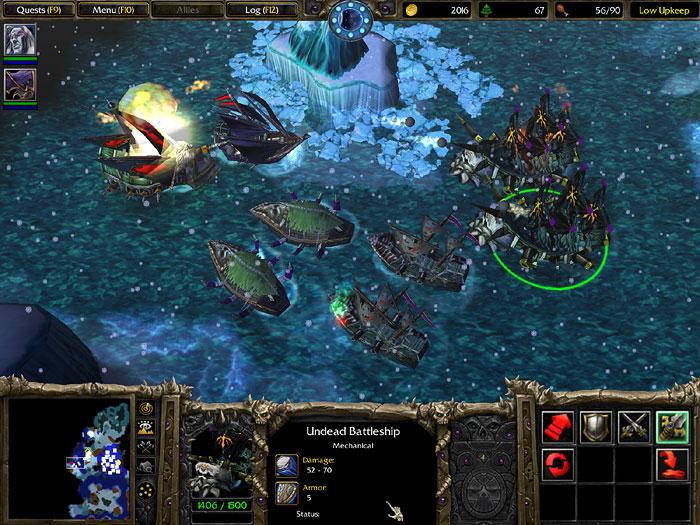 Warcraft Iii The Frozen Throne Lutris