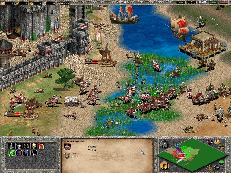 Age Of Empires Conquerors No Cd Patch