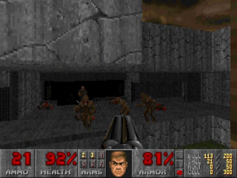 Doom II: Hell on Earth - Lutris