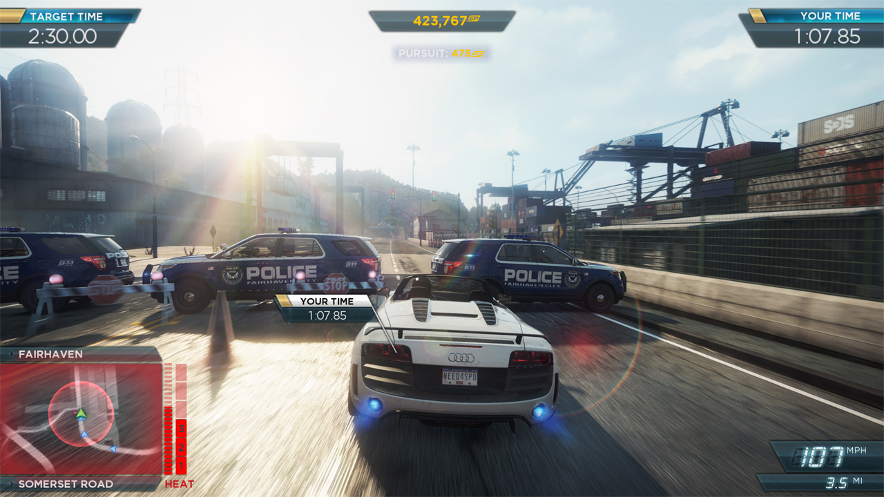 Need For Speed Most Wanted 2012 Lutris