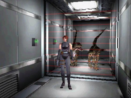 Dino Crisis - Lutris