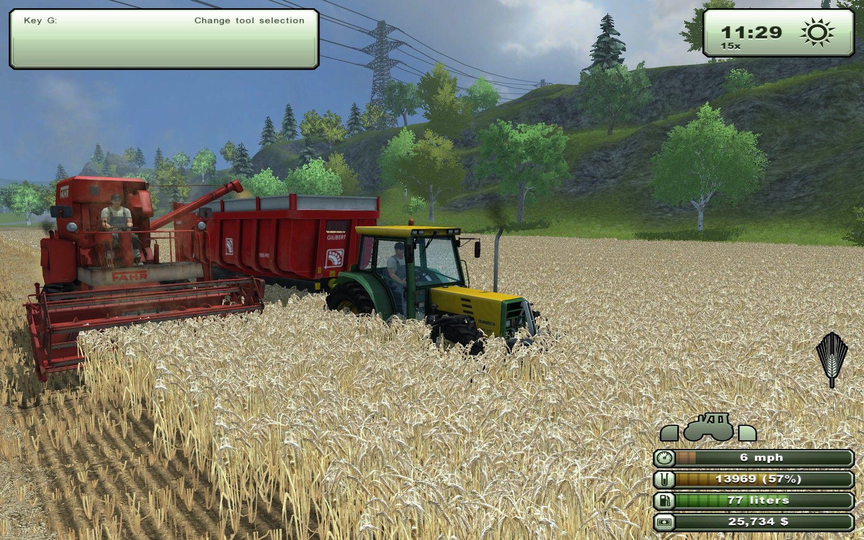 Farming Simulator 2013 - Lutris