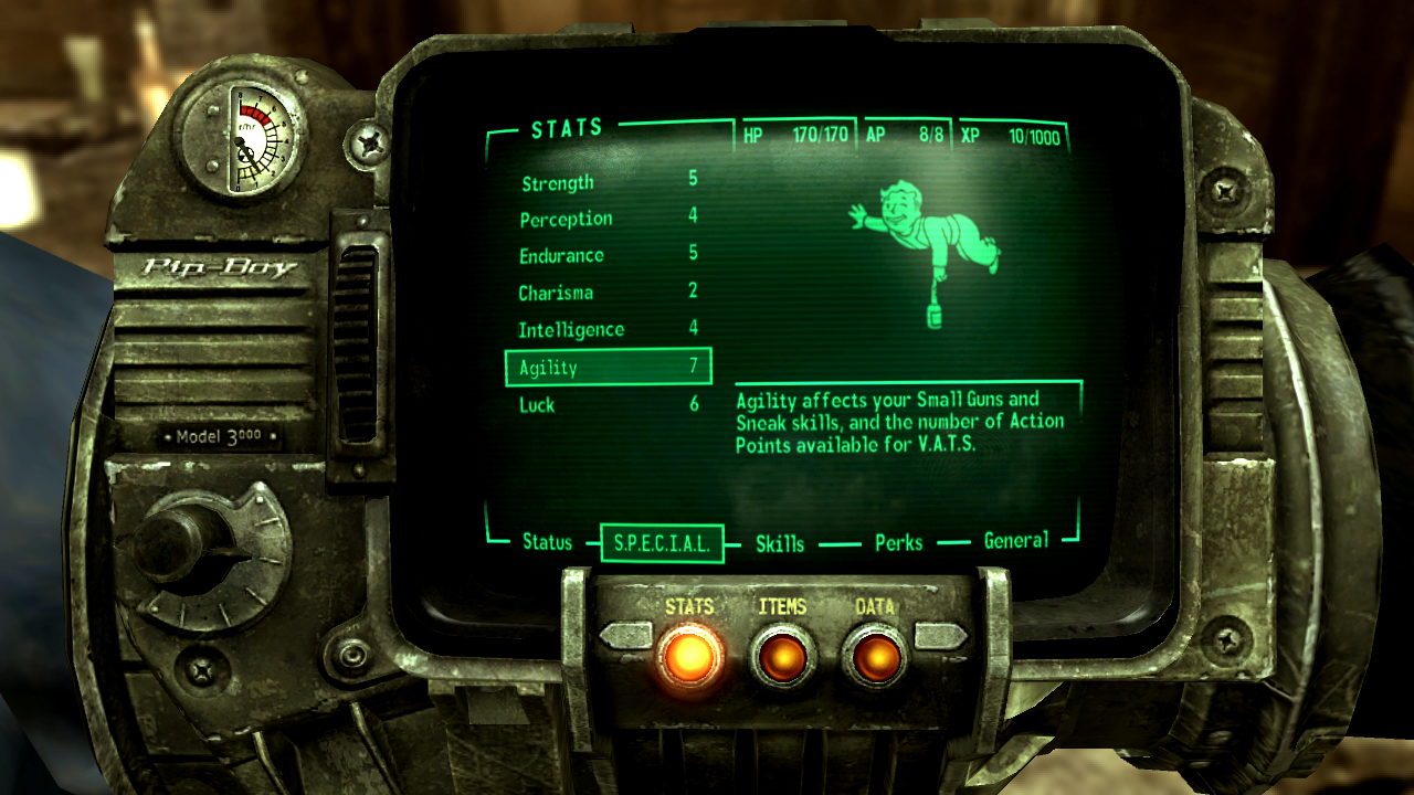 Fallout 3: Game of the Year Edition - Lutris