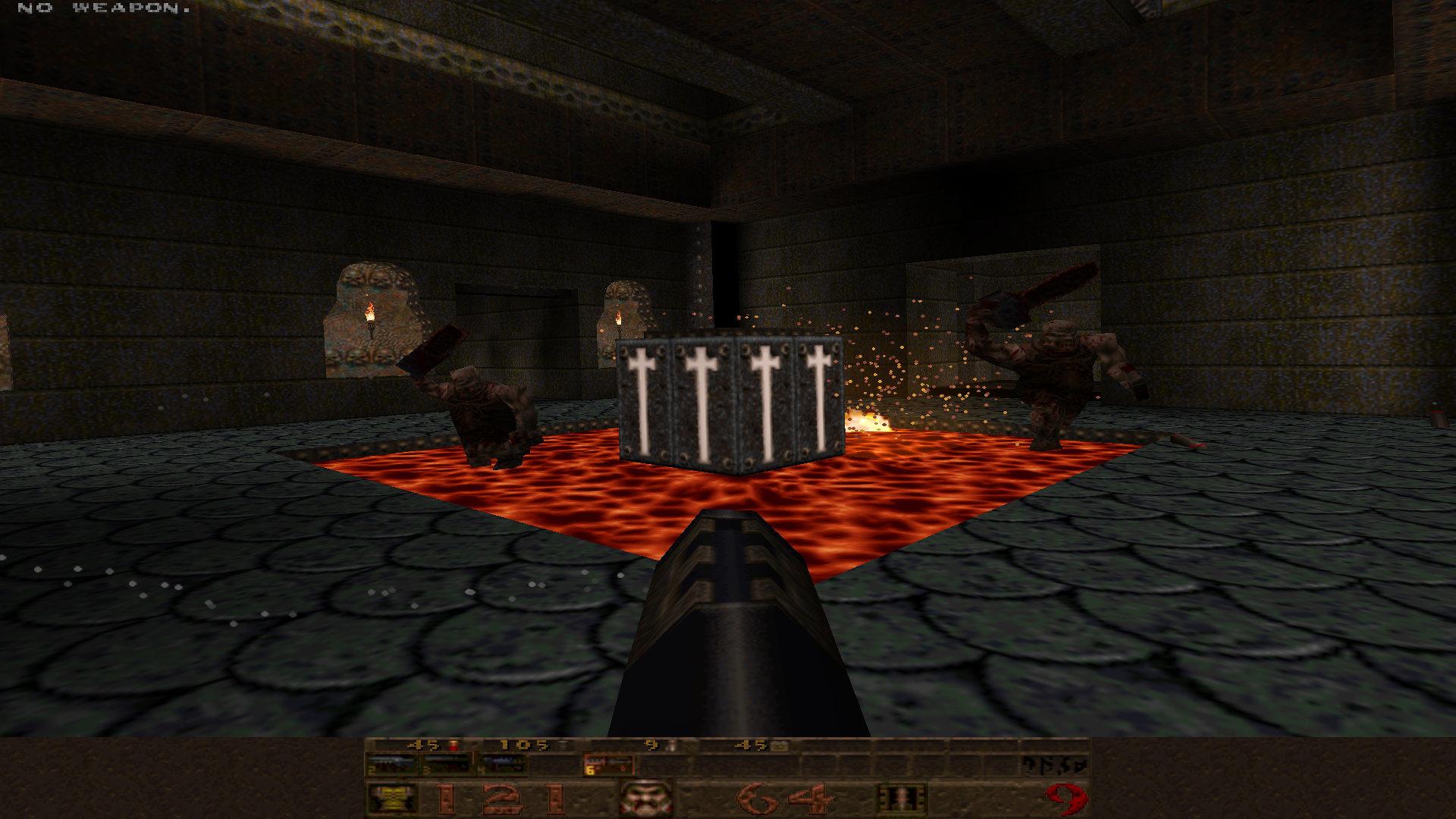 Quake: The Offering - Lutris