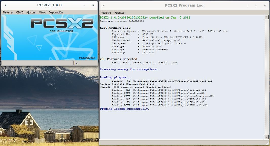 PCSX2 - Lutris