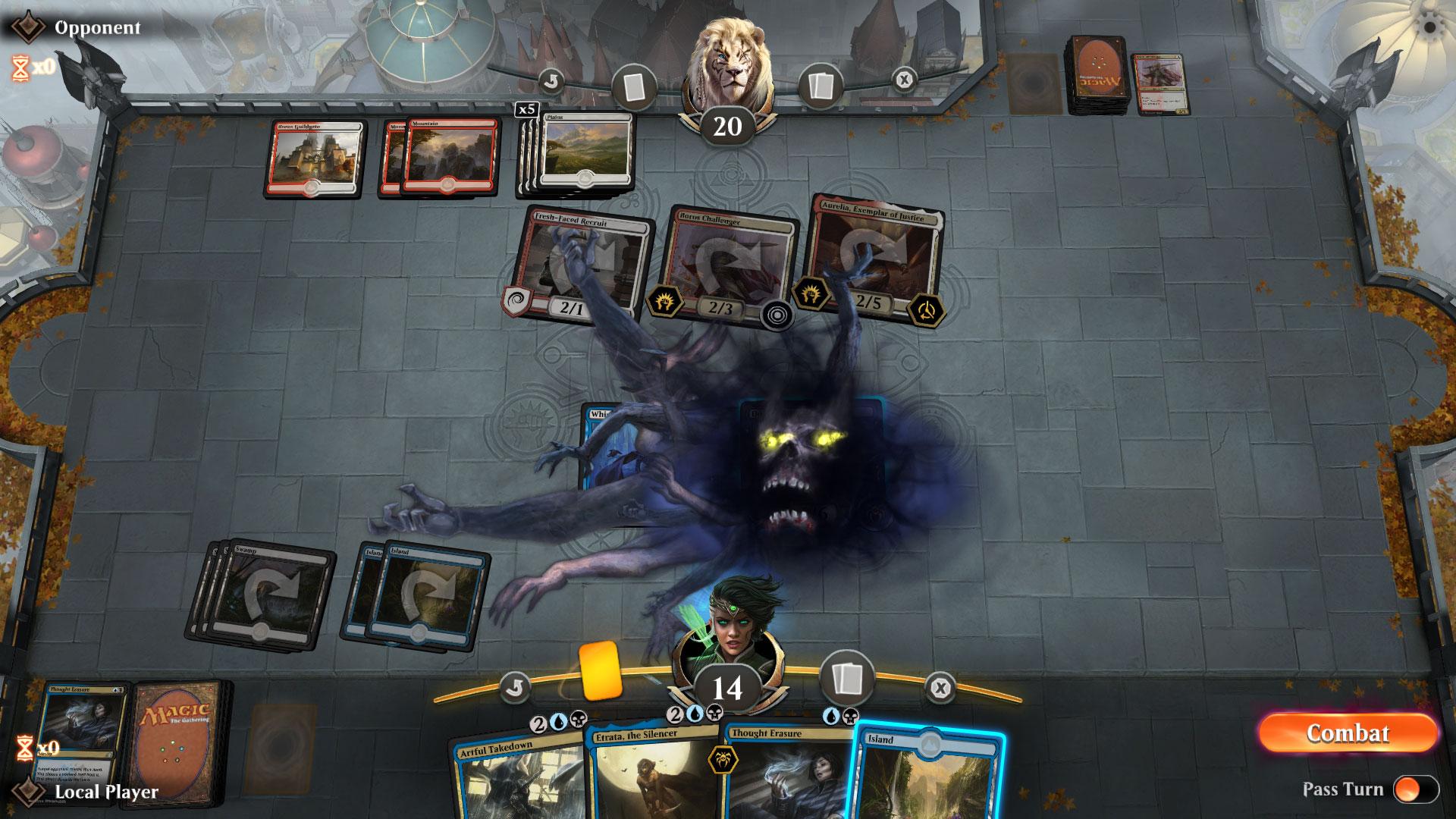Magic: The Gathering - Arena - Lutris