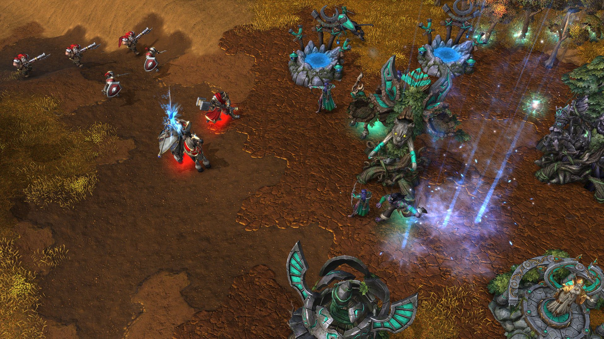 Warcraft III: Reforged - Lutris