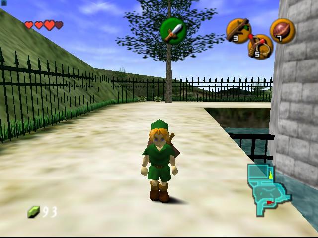 The Legend of Zelda: Ocarina of Time - Lutris