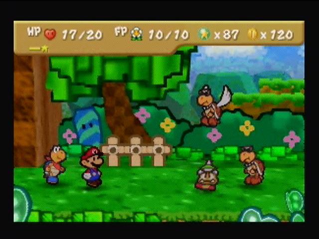 Paper Mario - Lutris