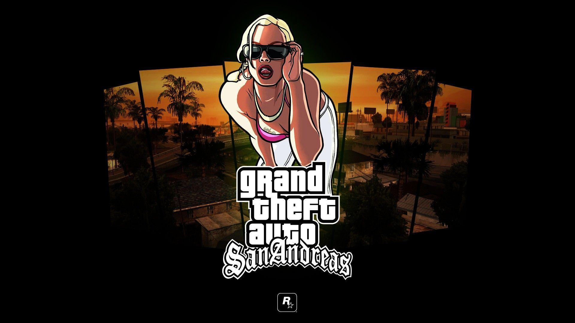 Grand Theft Auto: San Andreas - Lutris