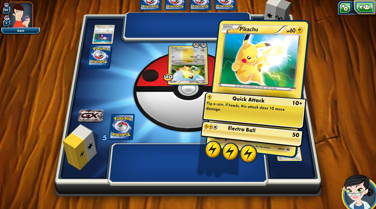 pokemon trading card game windows