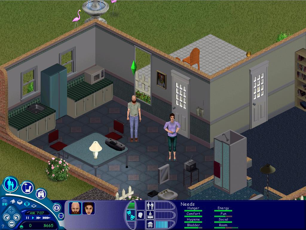 The Sims - Lutris