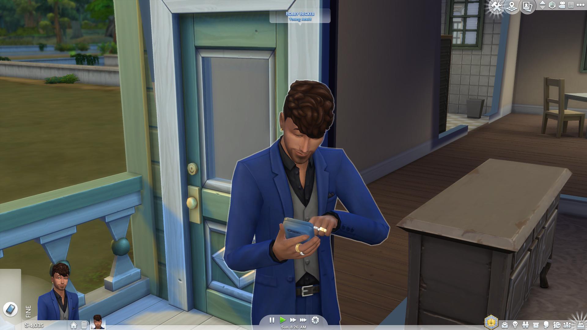The Sims 4 - Lutris