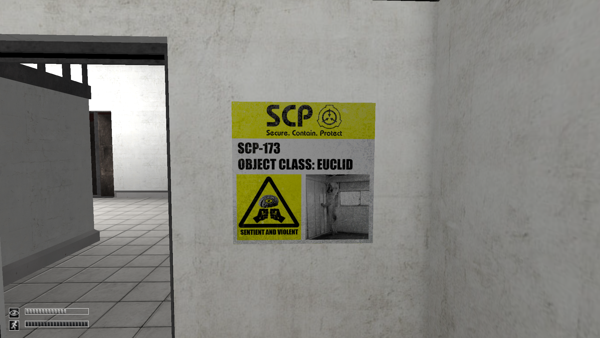 SCP: Containment Breach - Lutris