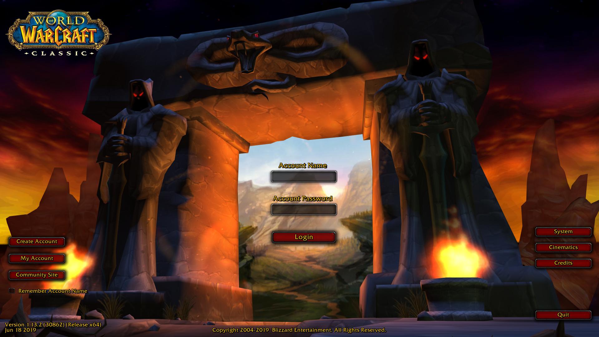 World of Warcraft (Classic) - Lutris