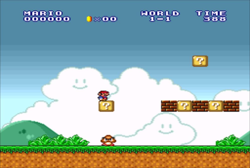 Super Mario All-Stars - Lutris