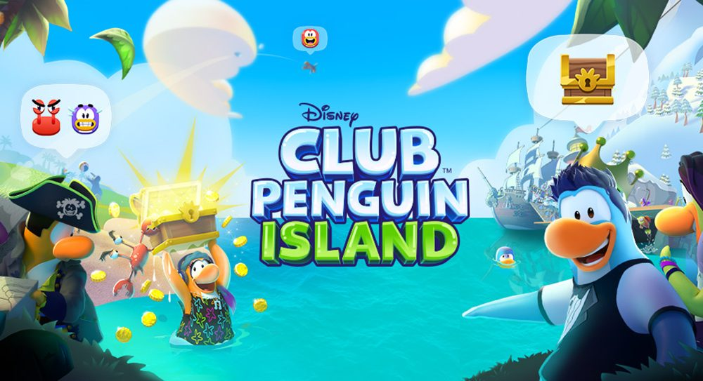Club Penguin Island Relese