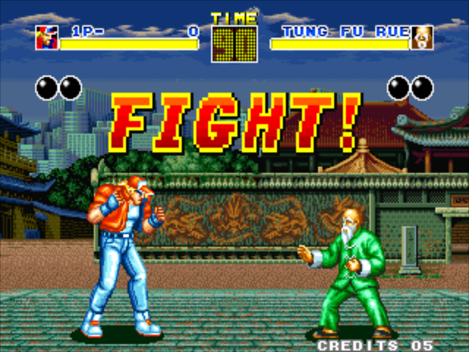 Fatal Fury King Of Fighters Lutris