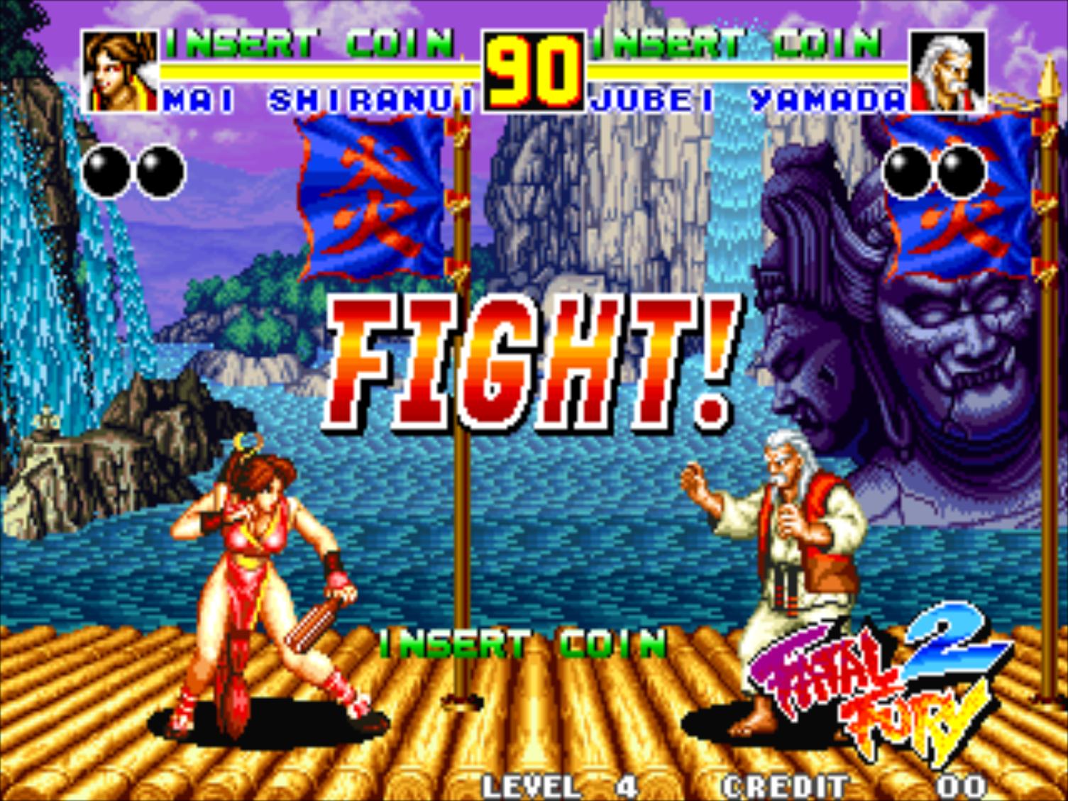 Fatal Fury 2 Lutris