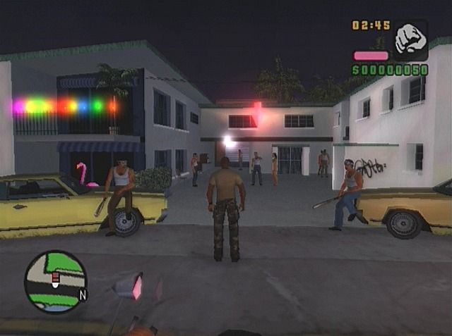 cheat in gta vice city