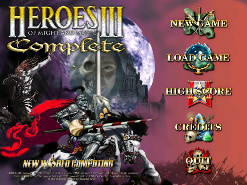 heroes 3 horn of the abyss map download