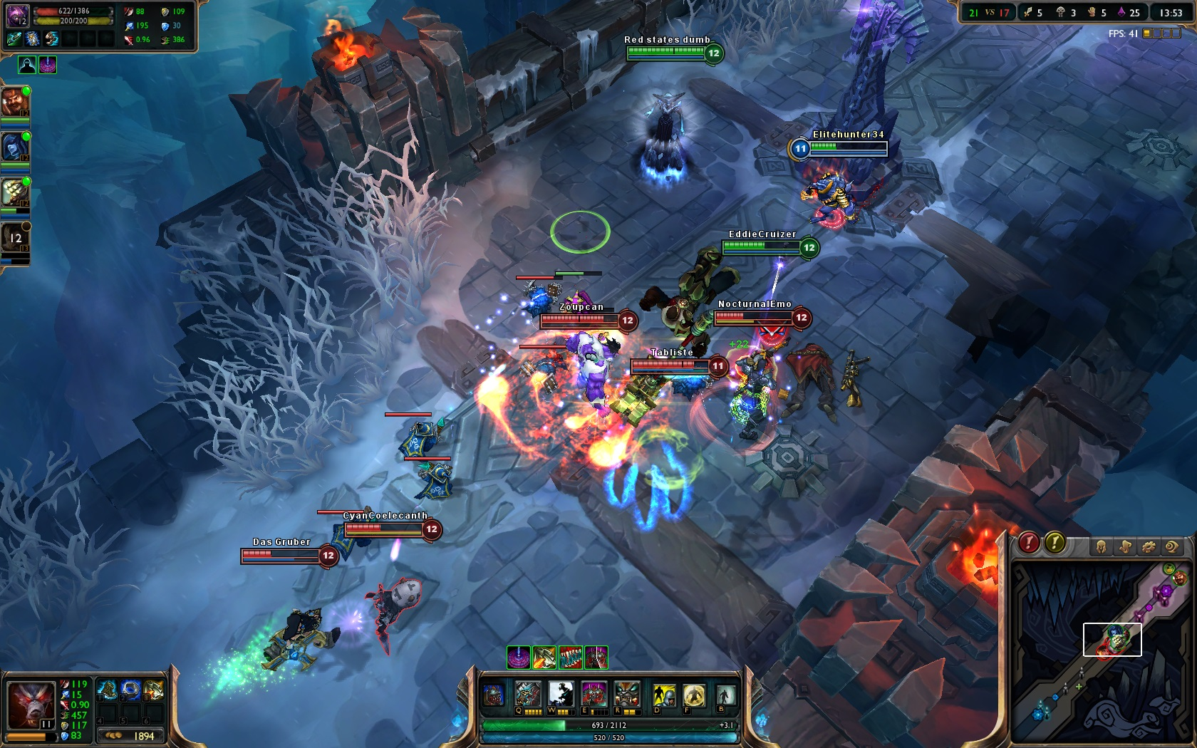 League of Legends - Lutris