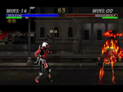 Mortal Kombat 3 - Lutris