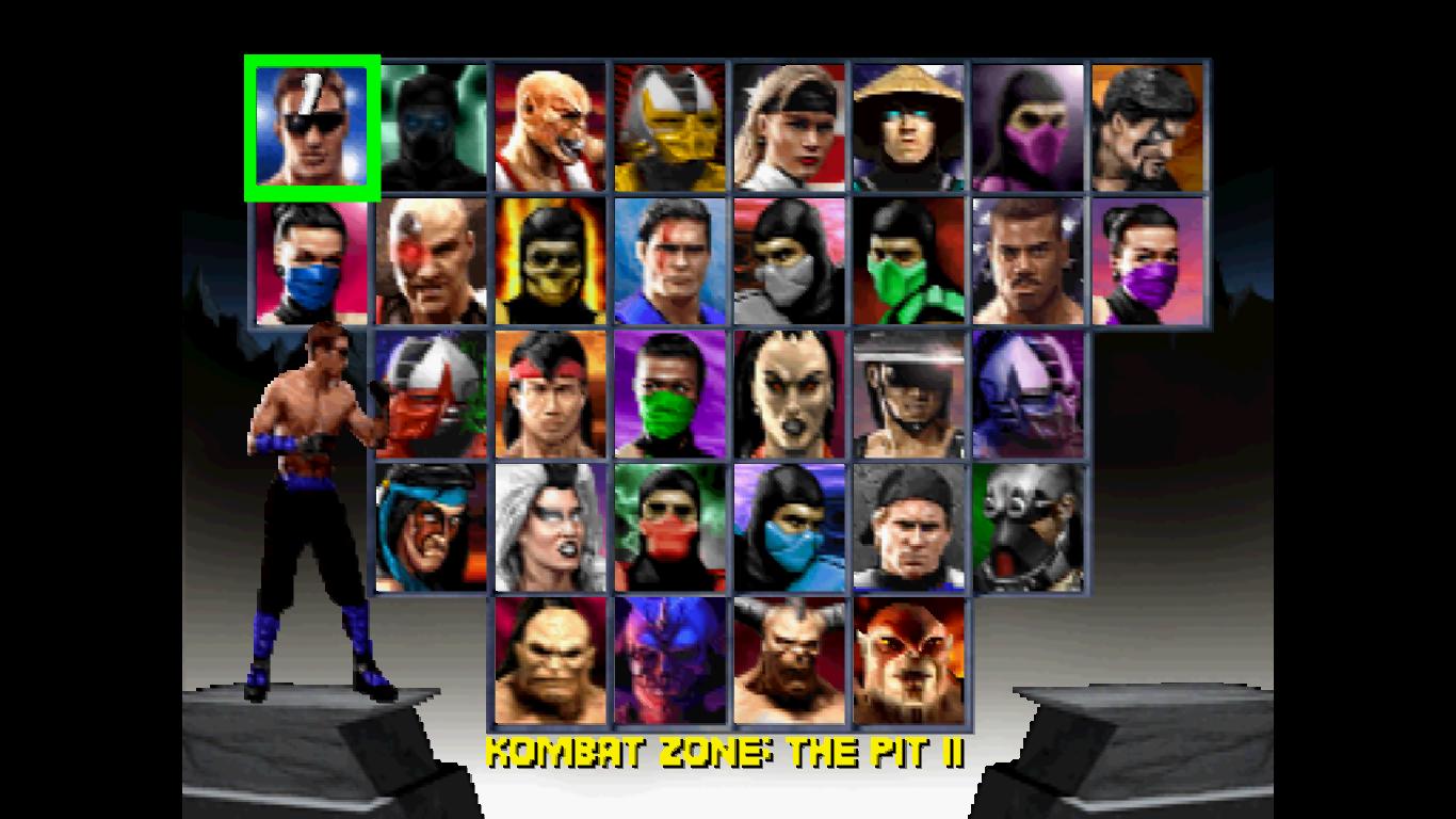 Mortal Kombat Trilogy - Lutris