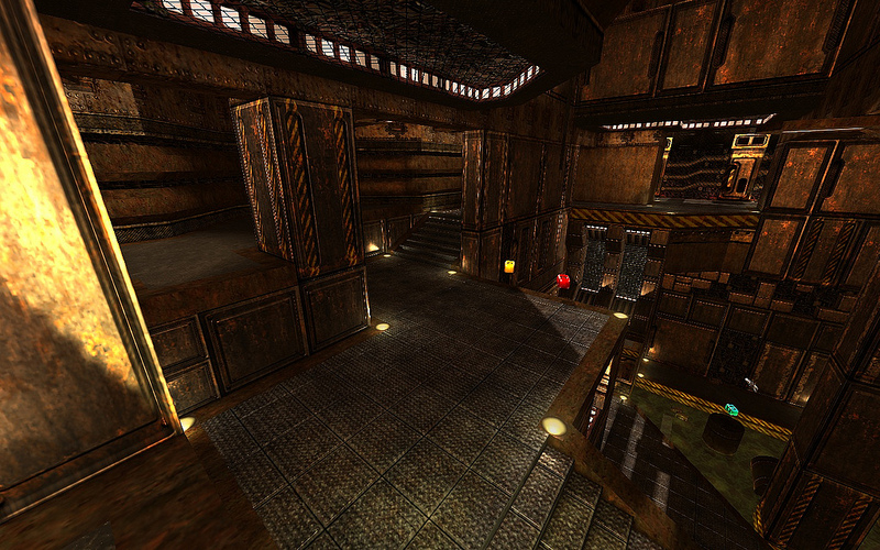 Скриншоты quake 2 mission pack 1: the reckoning