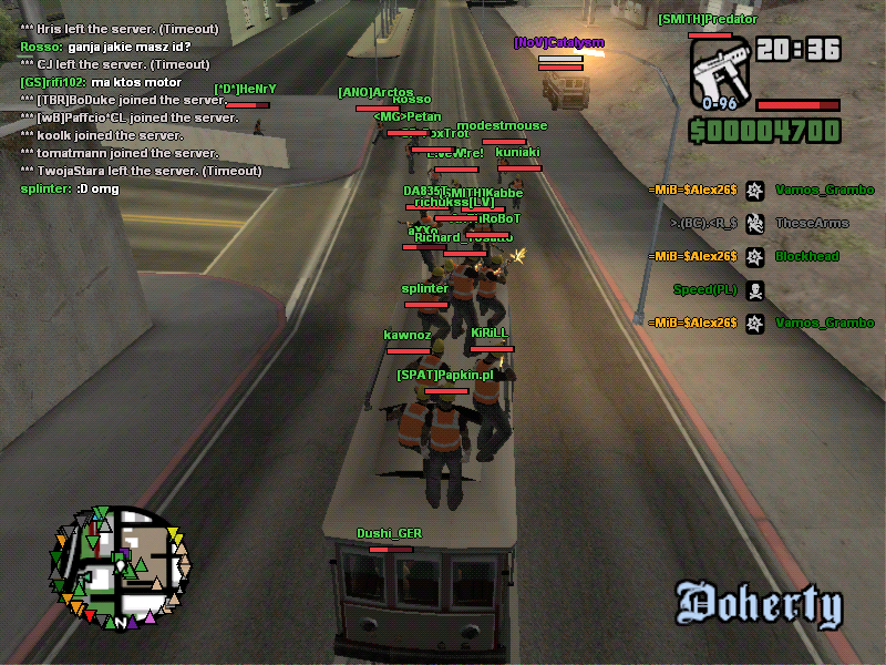 Grand Theft Auto: San Andreas Multiplayer - Lutris