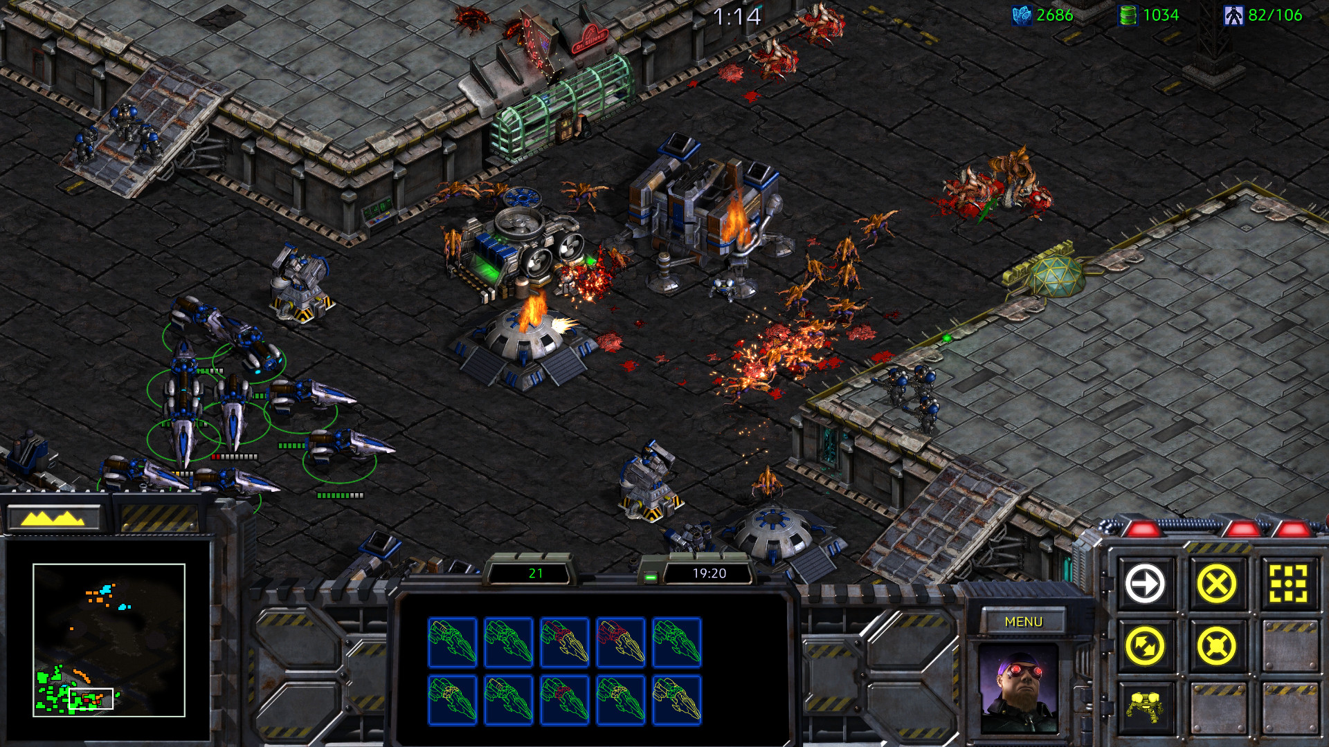 Starcraft Remastered - Lutris