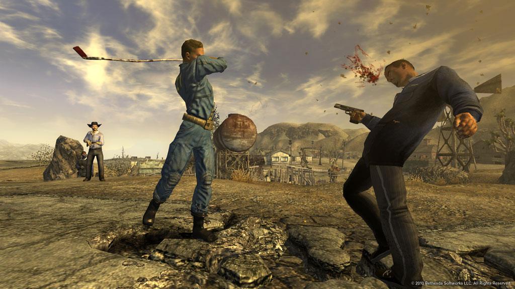 Fallout: New Vegas - Lutris
