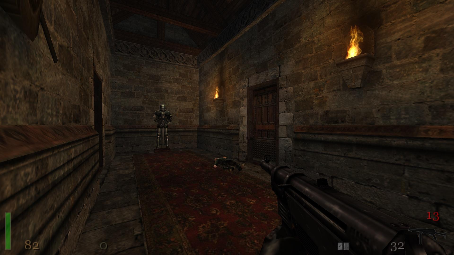 Return To Castle Wolfenstein Lutris