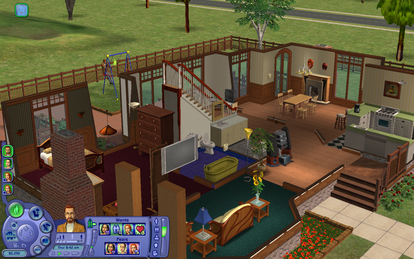 sims 2 download without cd